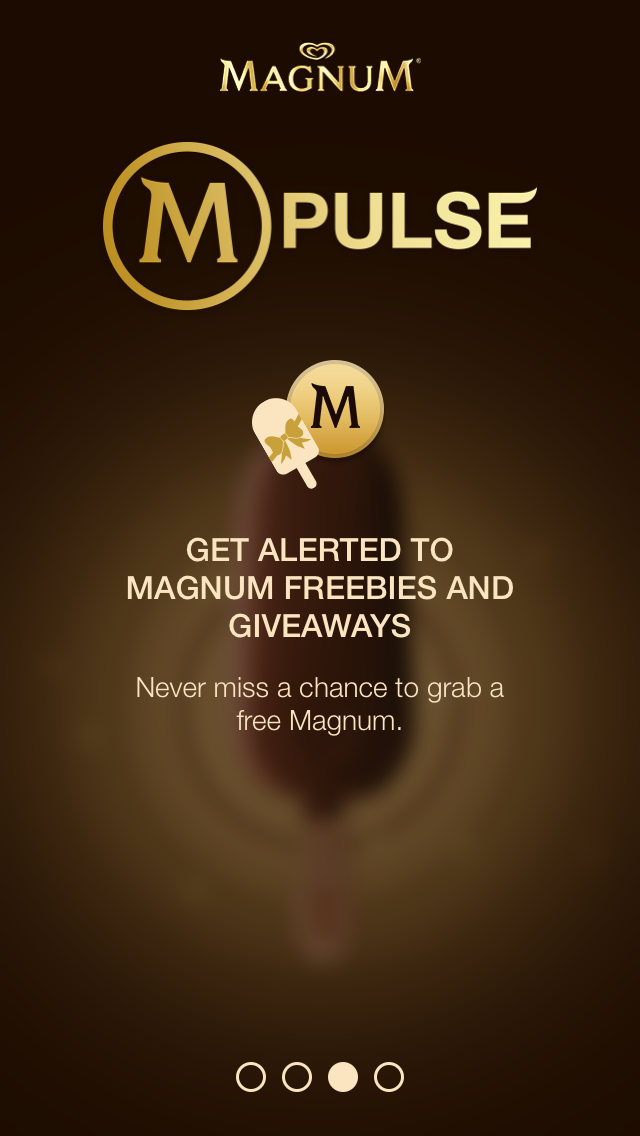 2. Magnum MPulse NewAer iBeacon giveaways