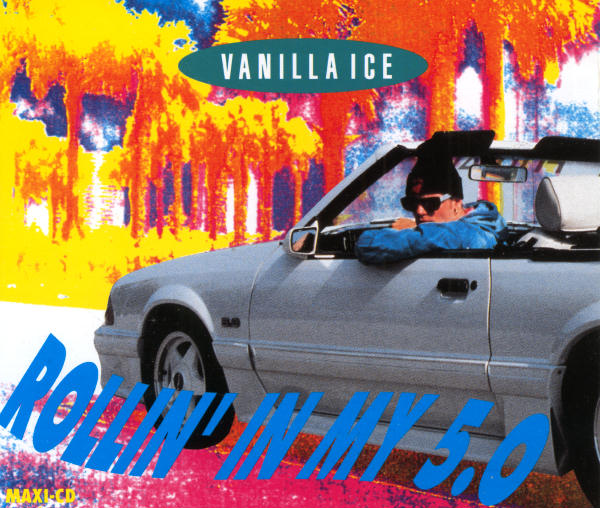 Vanilla Ice Goes 5.0 as well
