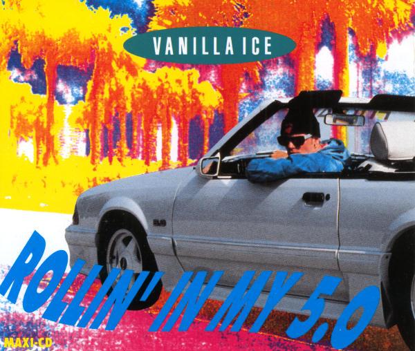 Vanilla Ice Goes 5.0 as well